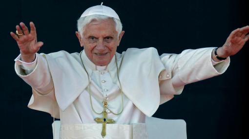 """Benedicto XVI en México: """"Este continente está llamado a vivir la esperanza en Dios"""""""