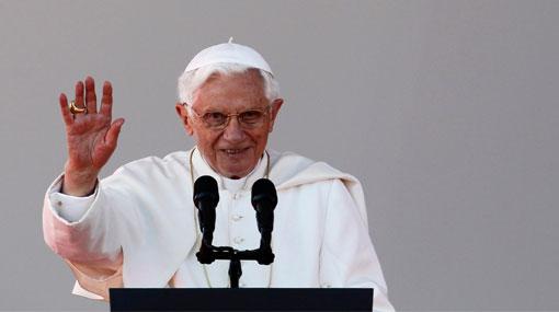 Benedicto XVI arremetió contra el narcotráfico en México