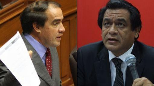 """Yonhy Lescano: """"José Chang no colaboró mucho con la megacomisión"""""""
