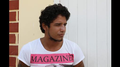 Reimond Manco protagonizó escándalo en calles de Trujillo