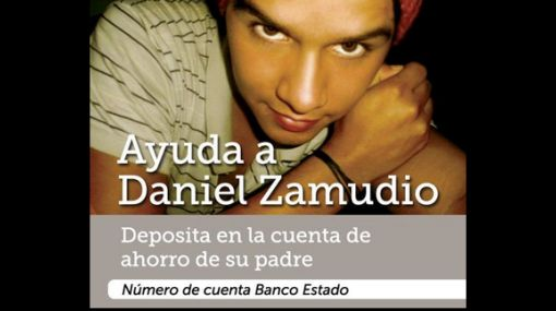 Chile: familia de Daniel Zamudio decidió no aplicarle muerte asistida