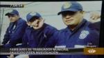 Policía municipal murió mientras intentaba derribar una pared - Noticias de javier paredes