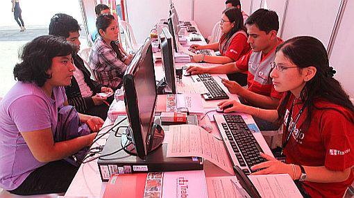 ¿En busca de empleo? Empresas peruanas ofrecerán más de 7 mil vacantes