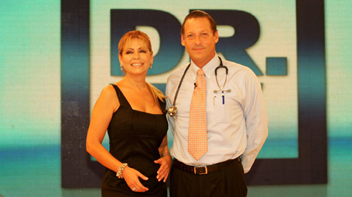 """""""Dr. TV"""" le ganó en ráting al anuncio de embarazo de Sofía Franco"""