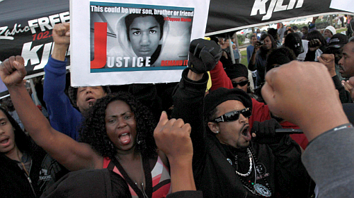 No aceptaron renuncia de jefe policial por caso Trayvon Martin