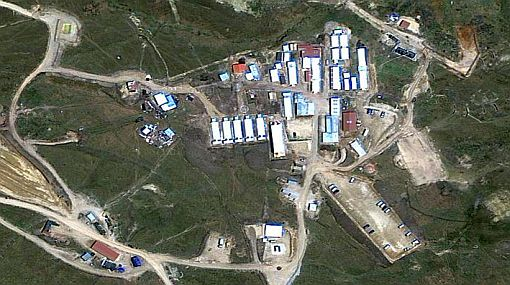 Jiangxi Copper estimó que proyecto Galeno iniciaría producción entre 2014 y 2016