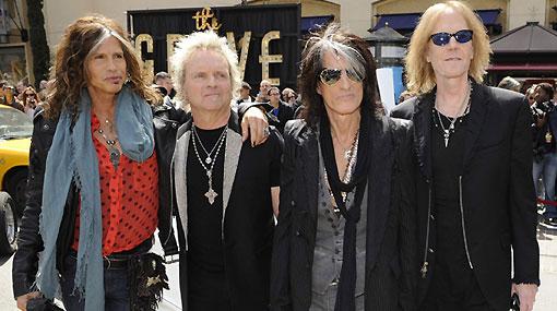 Aerosmith lanzará un nuevo álbum después de ocho años