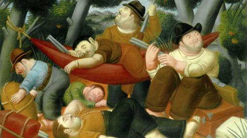 Museo alemán celebra los 80 años de Botero con muestra representativa
