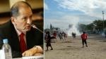Ministro Merino deploró vandalismo en protestas de pescadores en Sechura - Noticias de jorge savia