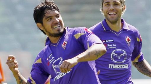 Fiorentina decidirá en mayo si vende o no al 'Loco' Vargas