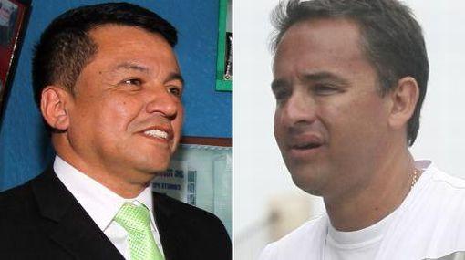 Presuntos delitos de Sotomayor y Martínez reciben hasta 8 años de cárcel
