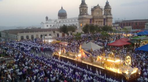 Conoce cómo se celebra Semana Santa en los países de Centro y Sudamérica