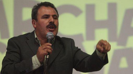 Congresista Jorge Rimarachín fue separado de bancada de Gana Perú