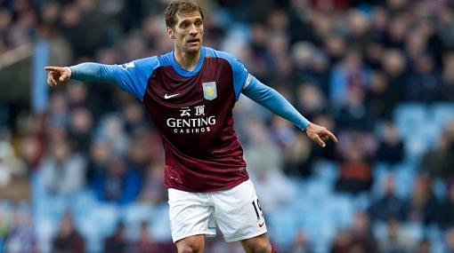 Capitán del Aston Villa dejó el fútbol para luchar contra la leucemia