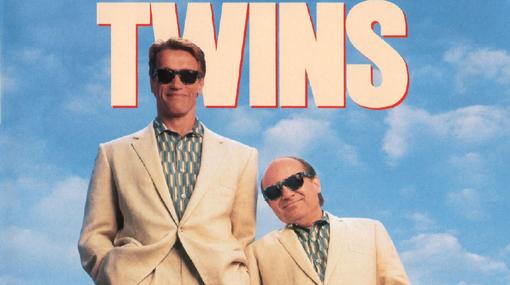 """Arnold Schwarzenegger y Danny DeVito, juntos nuevamente en """"Gemelos"""""""