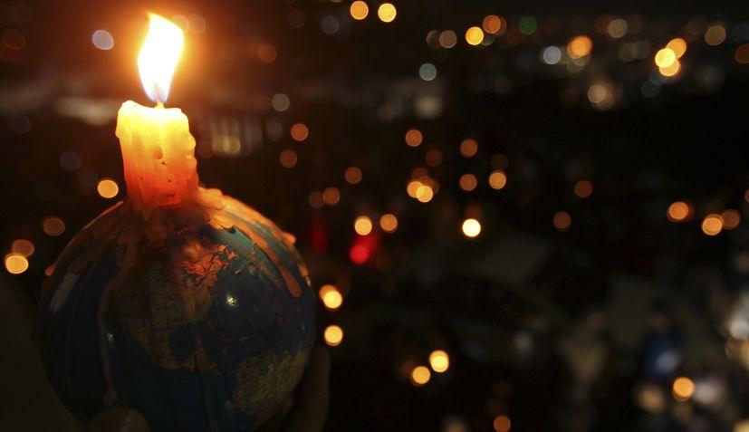 FOTOS: Así vivió el mundo La Hora del Planeta