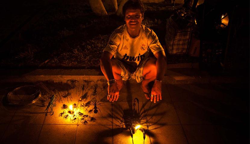 FOTOS: la Hora del Planeta dejó en penumbras a todo el Perú