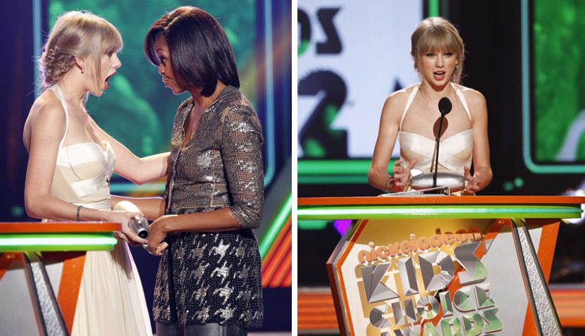 FOTOS: los que se lucieron en los Kid's Choice Awards