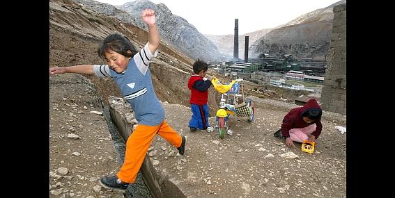 Documental sobre la contaminación en La Oroya se verá en Nueva York