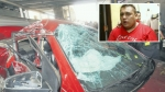 """Chofer del auto accidentado de N'Samble: """"Mejor hubiera muerto yo"""" - Noticias de walter dolorier"""