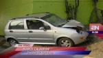 Murió una persona al despistarse con su auto en la vía Evitamiento - Noticias de chery