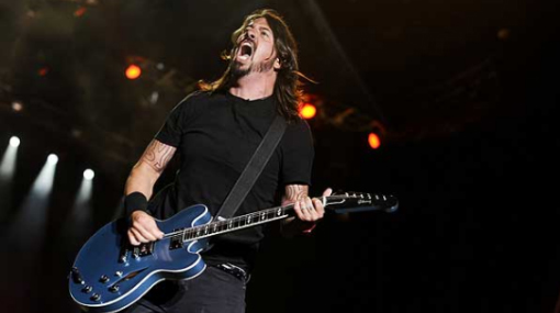 Foo Fighters puso explosivo final a Lollapalooza Chile