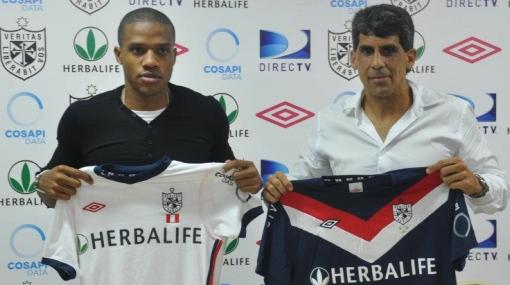 ¿Por qué el colombiano Luis Perea volvió a la Universidad San Martín?