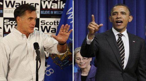 """Romney criticó a Obama por su """"horrorosa falta de liderazgo"""""""