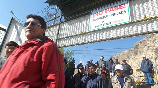 Federación minera canceló huelga anunciada para el lunes