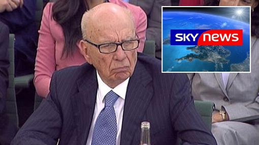 Canal de TV de Murdoch admitió haber 'hackeado' correos electrónicos