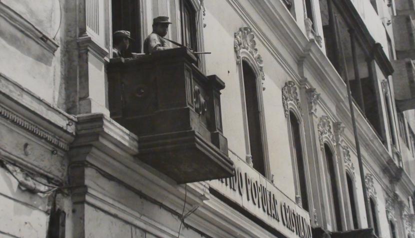 FOTOS: militares en las calles, incertidumbre y abusos, recuerdos tras el autogolpe de 1992