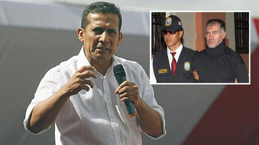 """Humala tras captura de 'Braulio': """"La derrota de Sendero en el Huallaga es absoluta"""""""
