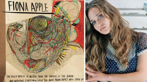 Fiona Apple adelantó la portada de su nuevo disco