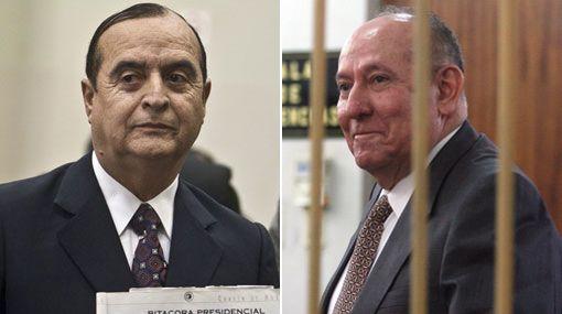 Fiscalía pidió 20 años de prisión para Montesinos y Hermoza Ríos