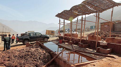 Ica: nueve personas quedaron atrapadas tras derrumbe en mina artesanal