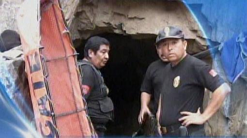 Mineros permanecerán al menos otras cinco horas en socavón de 200 metros