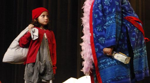 Niña peruana acapara miradas en musical de Ricky Martin en Broadway