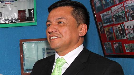 Alcalde del Callao declarará ante fiscalía el miércoles por 'chuponeo'