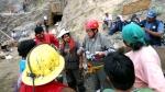 Urgen refuerzos y mejores equipos para rescate de mineros en Ica - Noticias de cesar chonate