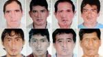 Estos son los rostros de los mineros atrapados en Ica - Noticias de julio sarmiento
