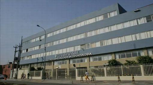 Facultad de Odontología de la USMP fue clausurada por Municipio de San Luis