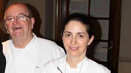 Elena, la hija de Juan Mari Arzak, es la mejor cocinera del mundo