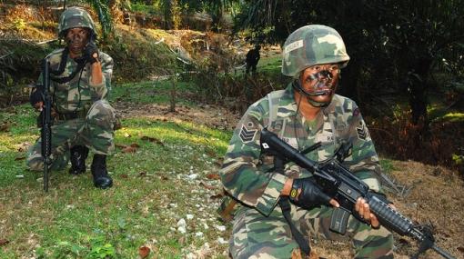 Turismo militar: ejército de Tailandia te convierte en soldado por un día