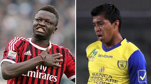 Milán ganó 1-0 al Chievo de Cruzado y volvió a la punta del Calcio