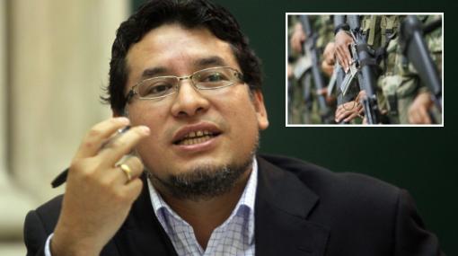 """""""Sendero quiere dar un golpe mediático con secuestro en el VRAE"""""""