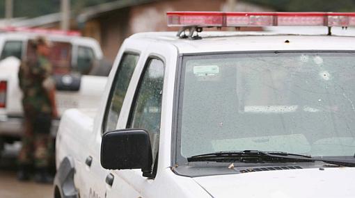 Secuestro en el VRAE: policía interviene vehículos en busca de sospechosos