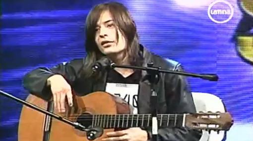 El 'Kurt Cobain peruano' es un éxito también en el extranjero