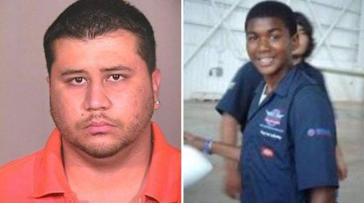 Zimmerman tenía heridas y nariz rota tras pelea con joven al que mató