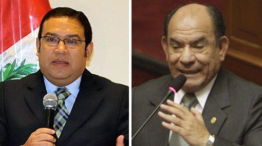 Oposición pidió que ministros del Interior y Defensa vayan a Congreso