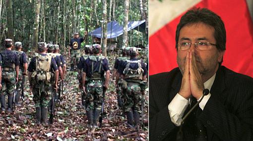 """Ministro de Justicia afirmó que Gobierno """"no negocia con terroristas"""""""